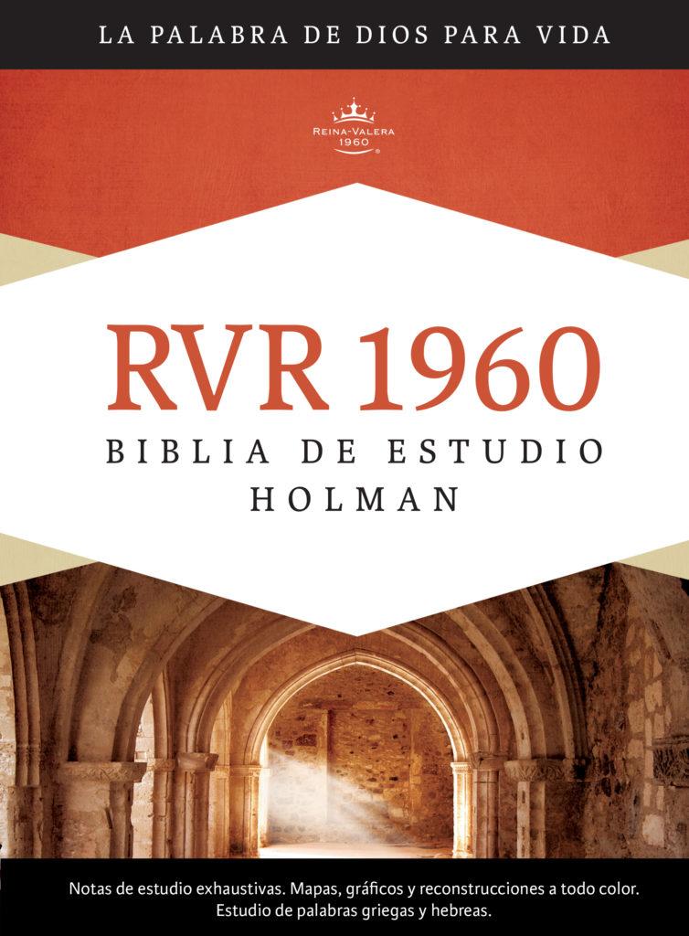RVR 1960 Biblia de Estudio Holman, tapa dura
