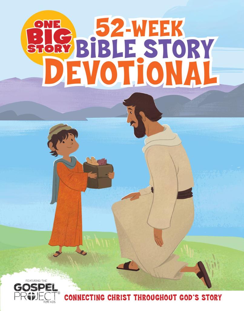 One Big Story 52-Week Bible Story Devotional, eBook