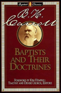 Baptists and Their Doctrines