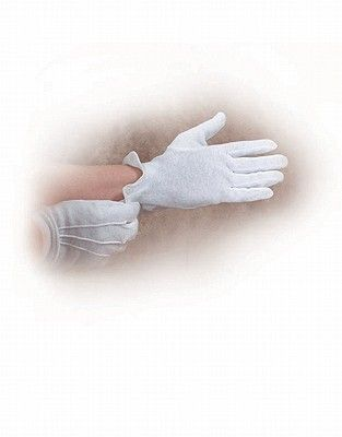 White Gloves X-Large
