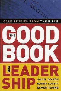 The Good Book on Leadership