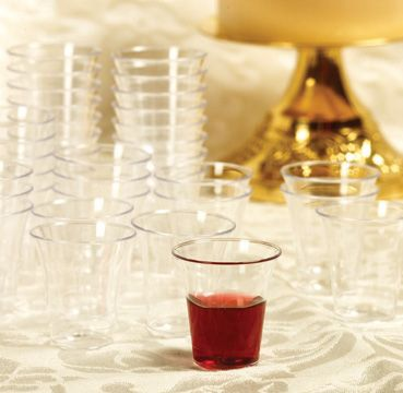 Communion Cups Plastic – 500 count