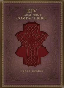 KJV Large Print Compact Bible