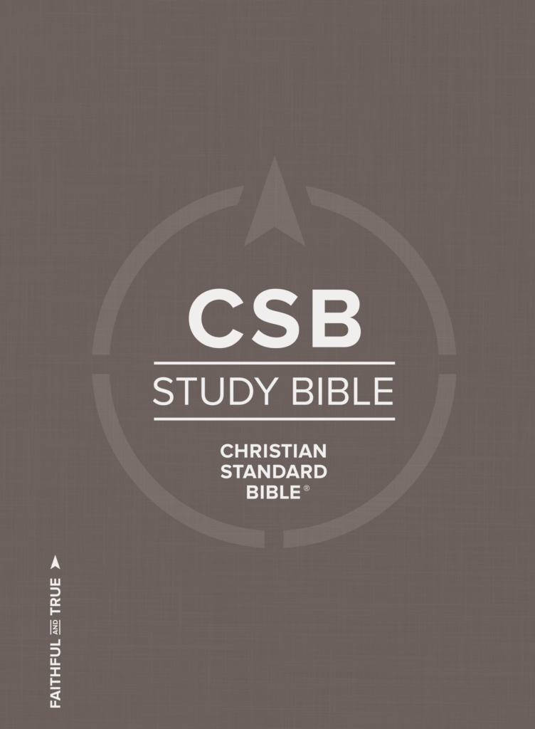 CSB Study Bible, eBook
