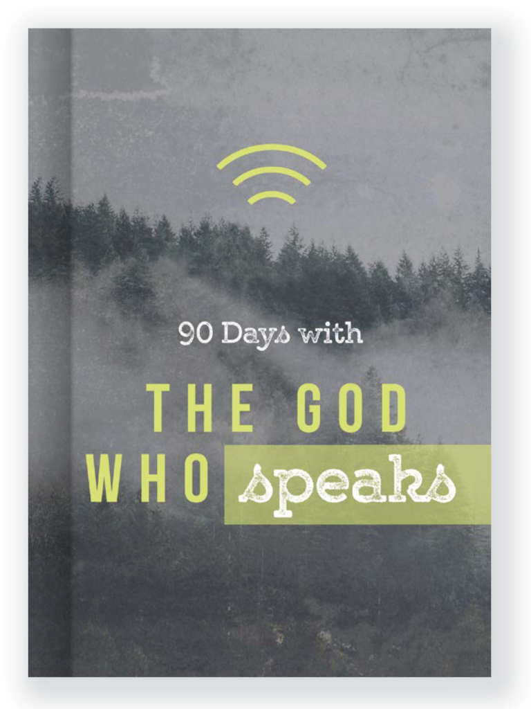 90 Days with the God Who Speaks