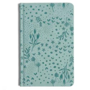 Pale Blue Floral, Journal