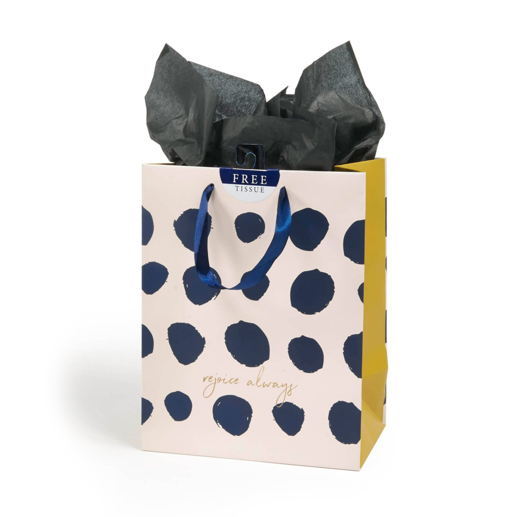Everyday Hospitality Dots Gift Bag