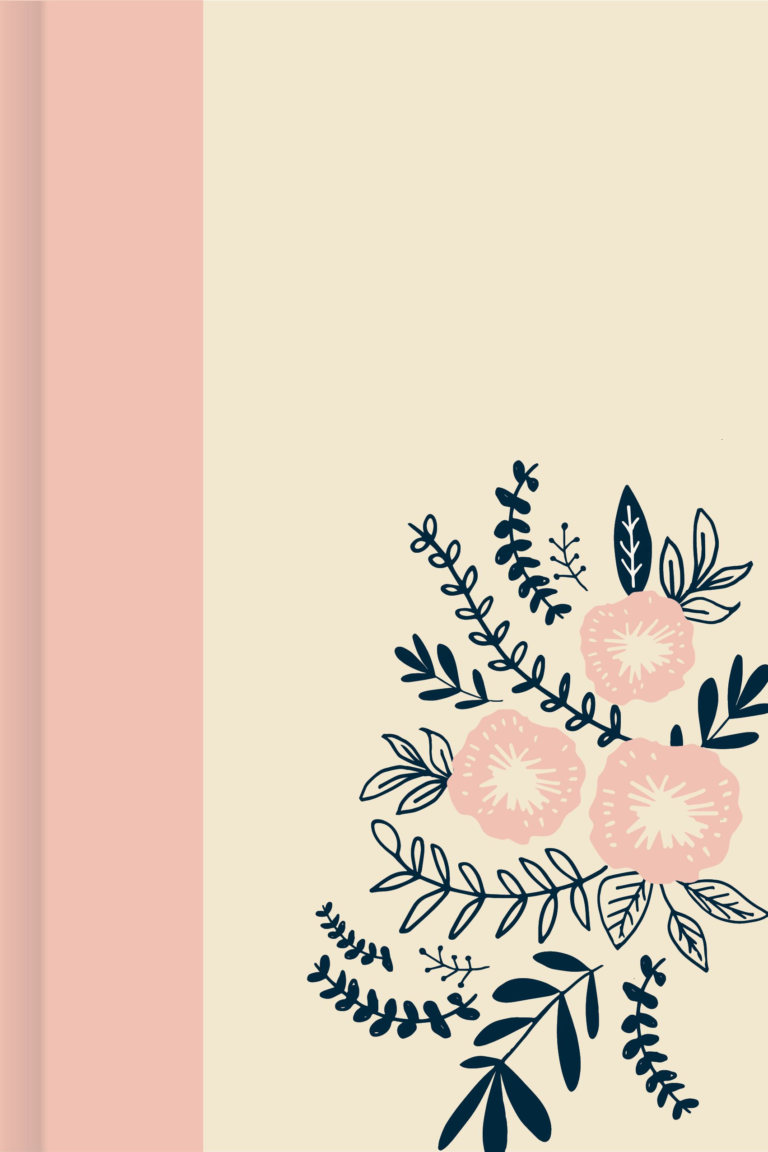Blush Spine, Everyday Hospitality Journal