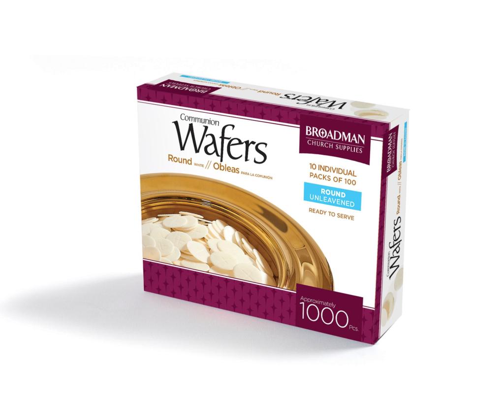 Communion Bread – Wafer