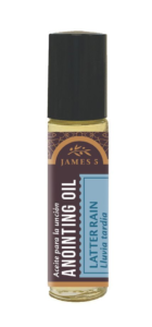 Anointing Oil – Latter Rain (1/3 oz) Roll On