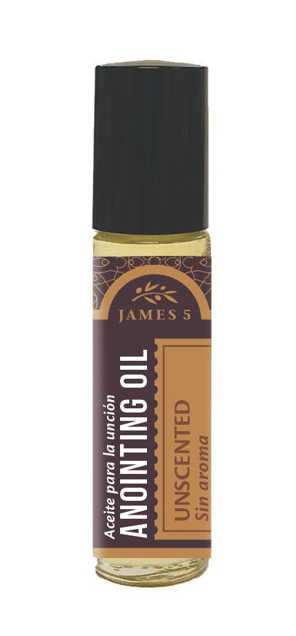 Anointing Oil – Unscented