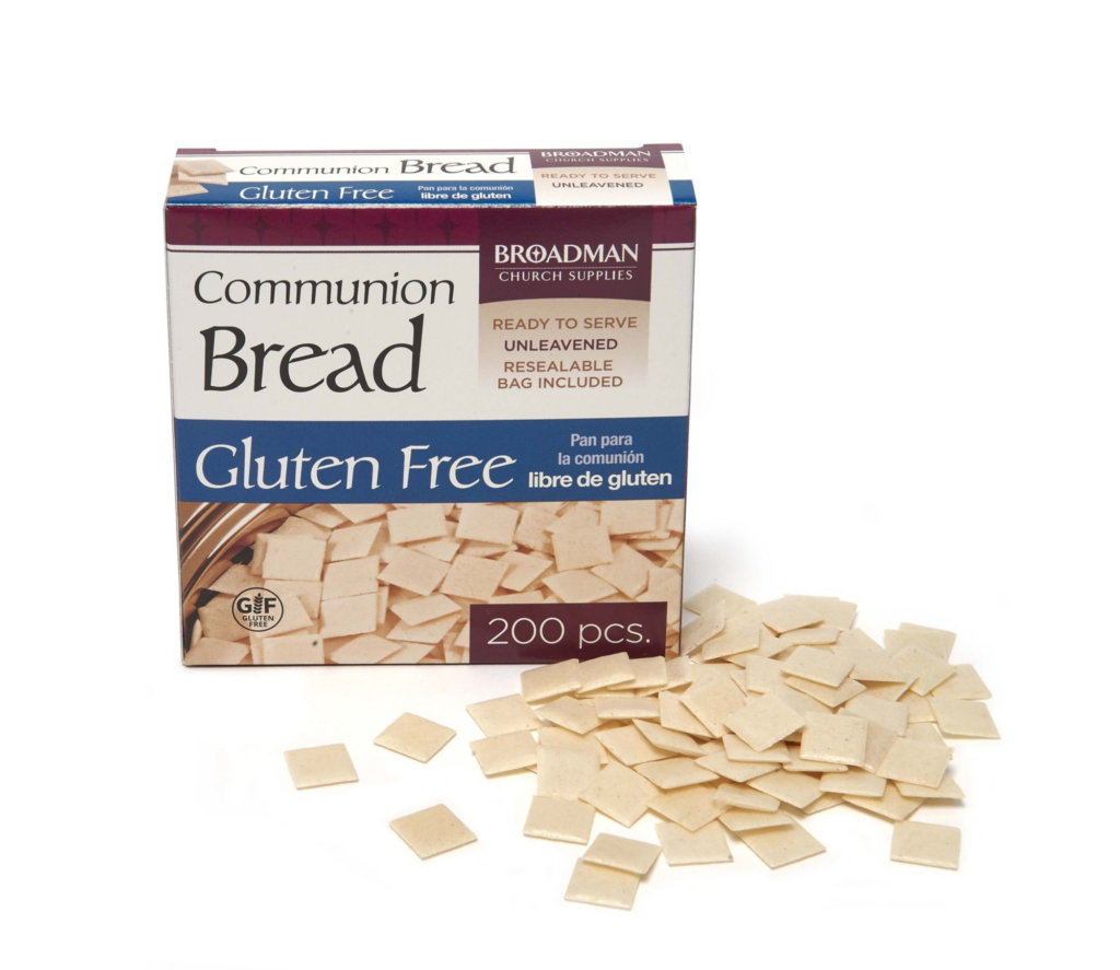 Communion Bread – Gluten Free