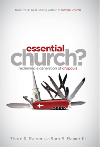 Essential Church?, eBook