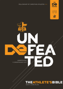 The Athlete's Bible: Undefeated Edition, eBook