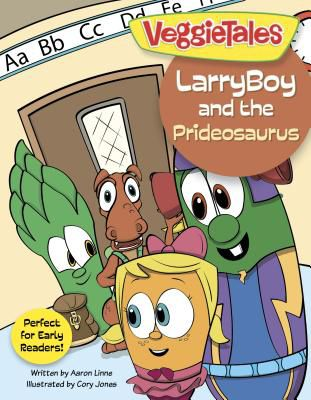 LarryBoy and the Prideosaurus