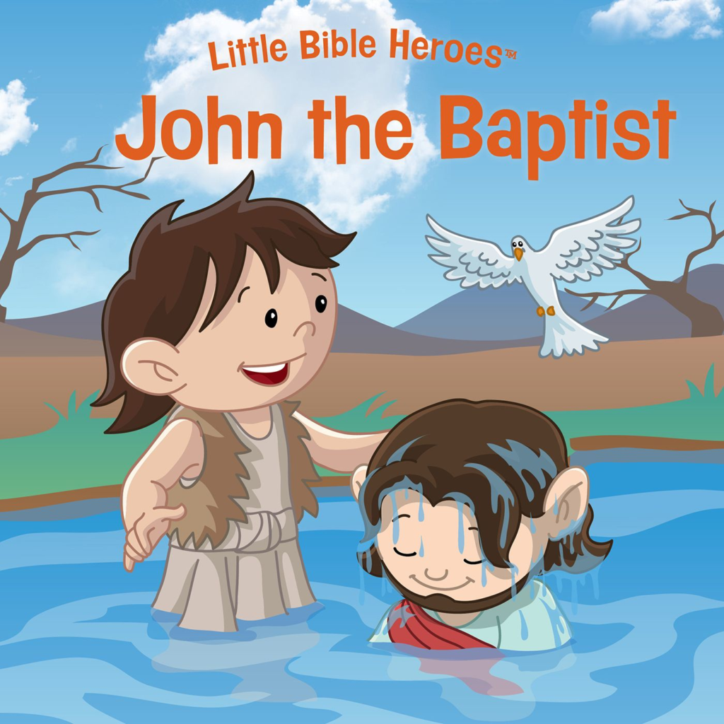 John the Baptist, eBook