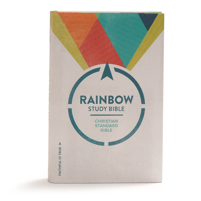 CSB Rainbow Study Bible