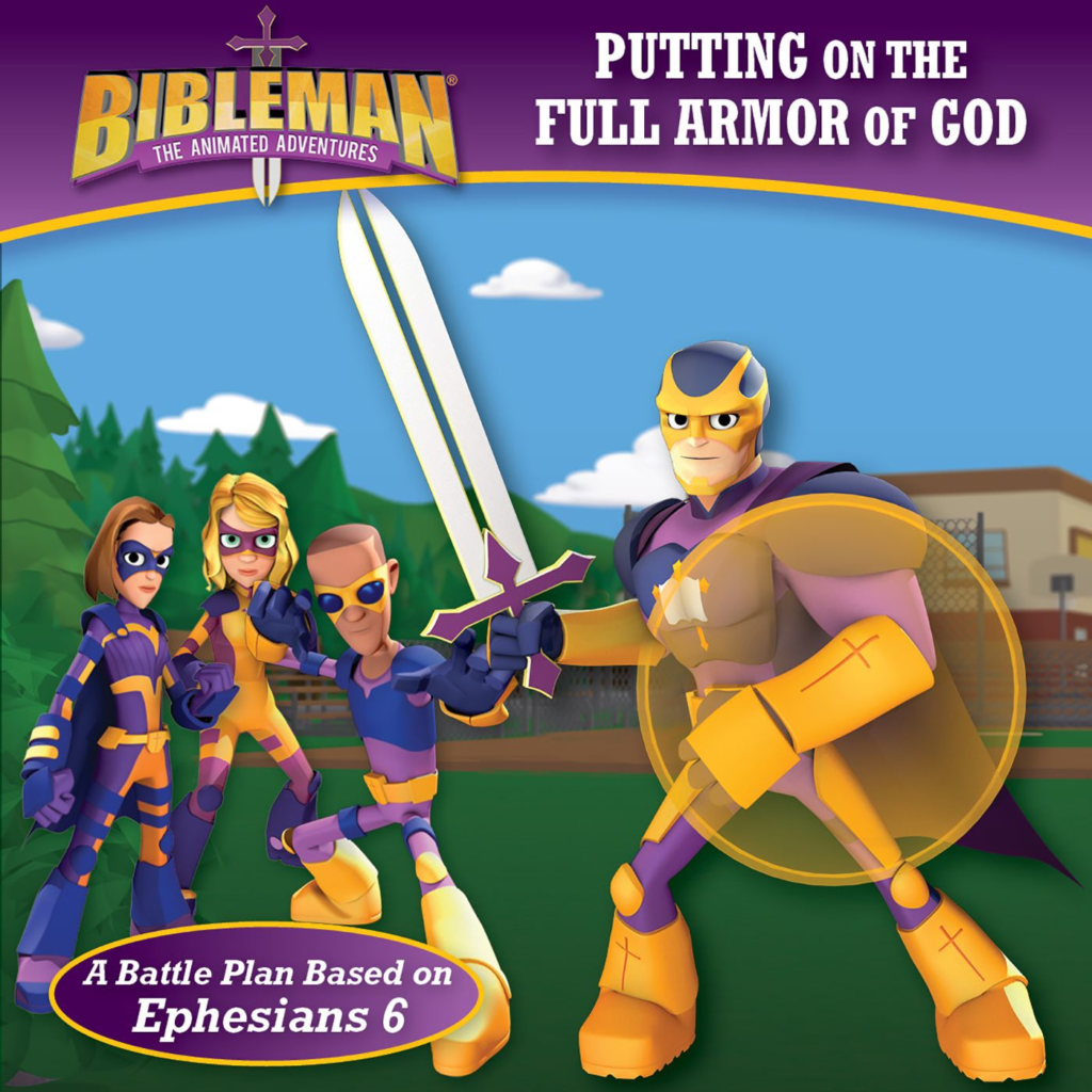 Putting on the Full Armor of God, eBook