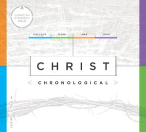 CSB Christ Chronological
