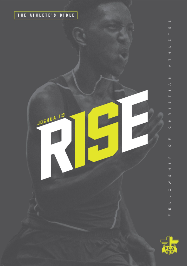 Athlete's Bible: Rise Edition, eBook