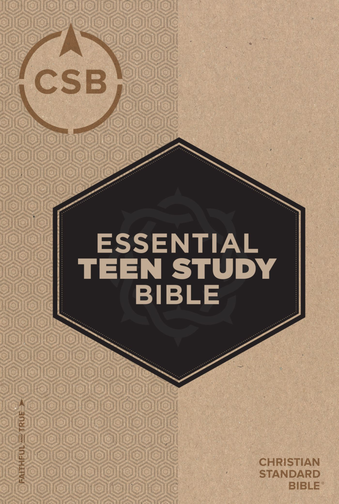CSB Essential Teen Study Bible, eBook