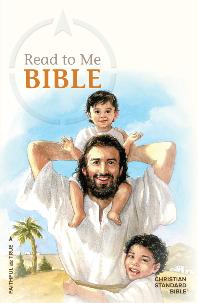 CSB Read to Me Bible, eBook