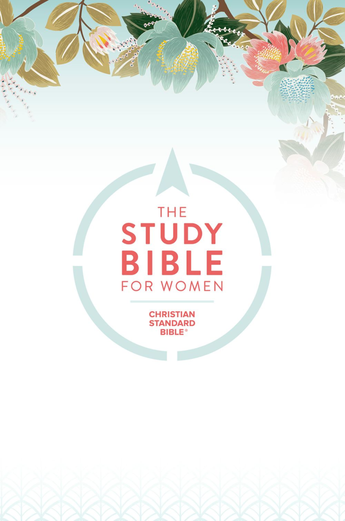 The CSB Study Bible For Women, eBook