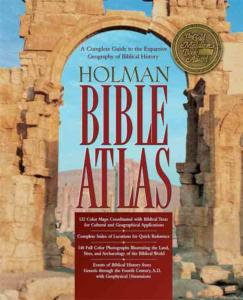Holman Bible Atlas, eBook