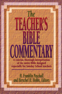 The Teacher's Bible Commentary, eBook