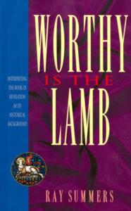 Worthy Is the Lamb, eBook