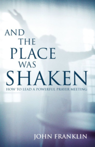And the Place Was Shaken, eBook