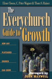 The Everychurch Guide to Growth, eBook