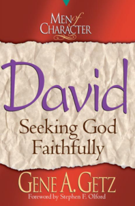 Men of Character: David, eBook