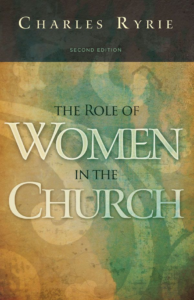 The Role of Women in the Church, eBook