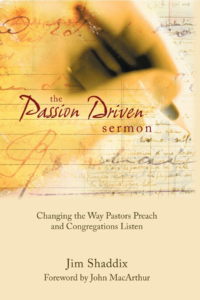 The Passion-Driven Sermon, eBook