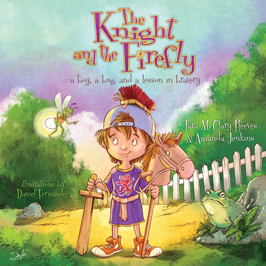 The Knight and the Firefly, eBook