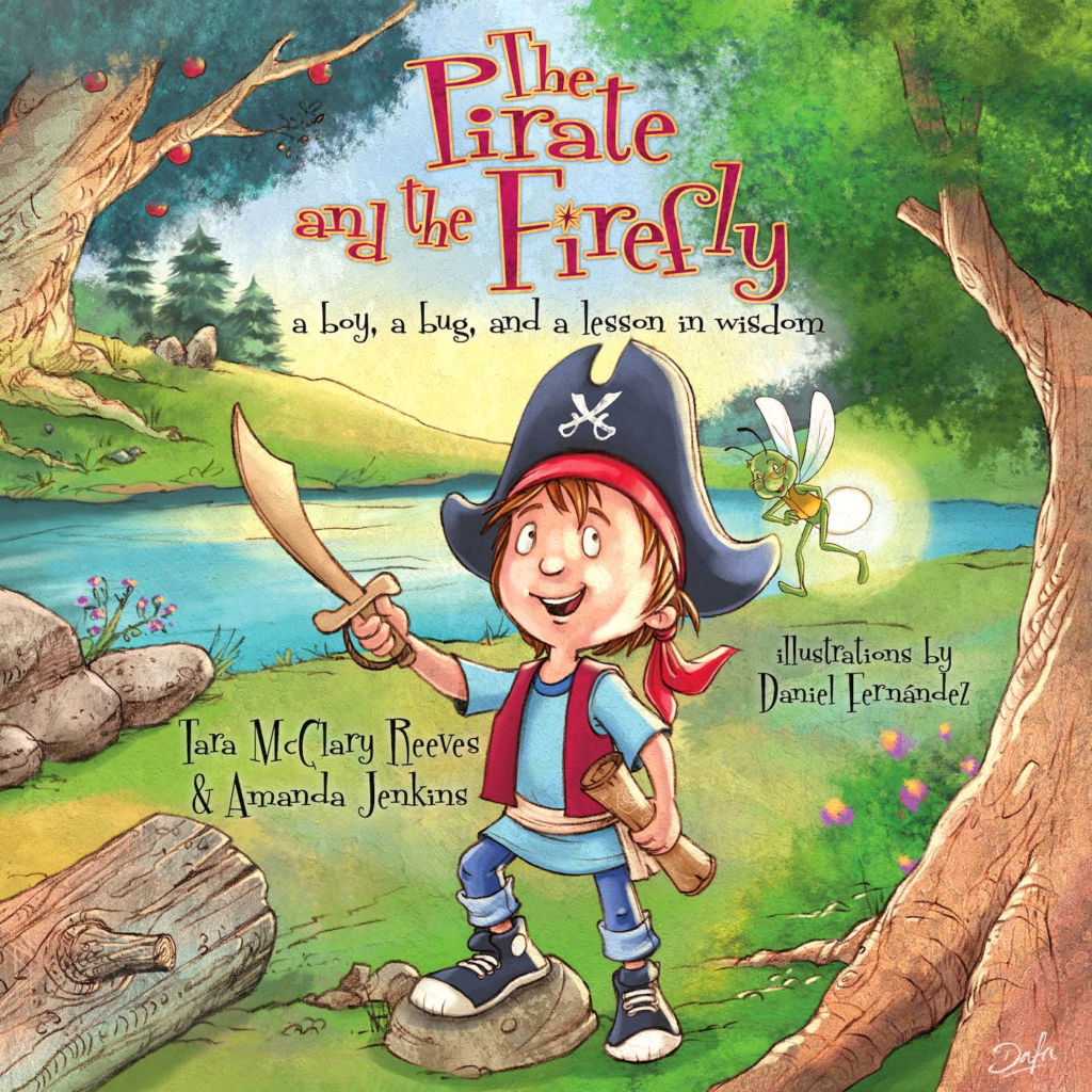 The Pirate and the Firefly, eBook