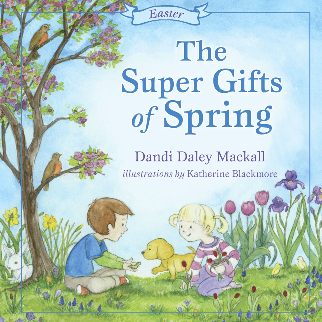 The Super Gifts of Spring, eBook