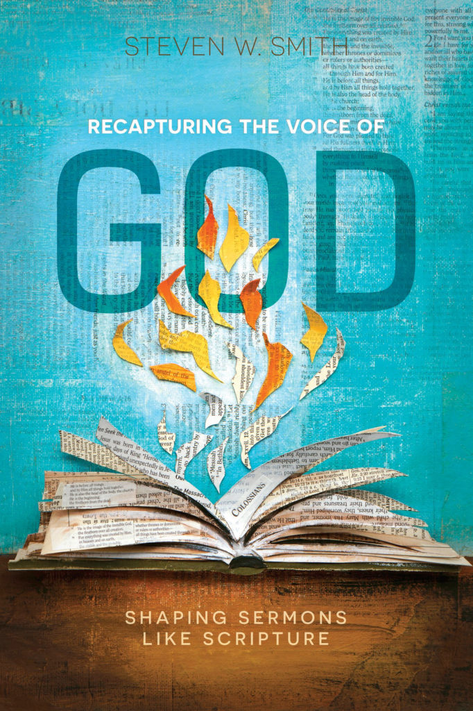 Recapturing the Voice of God, eBook