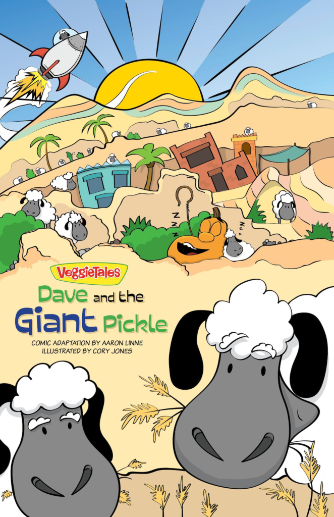 Dave and the Giant Pickle, eBook
