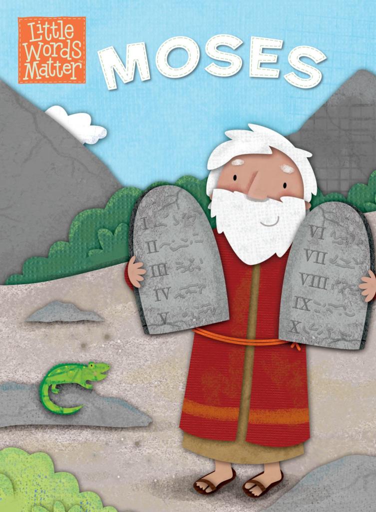 Moses, eBook