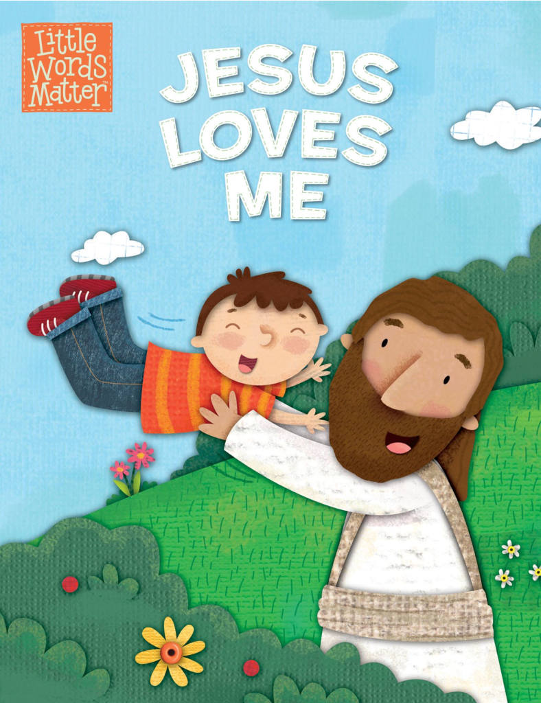 Jesus Loves Me, eBook