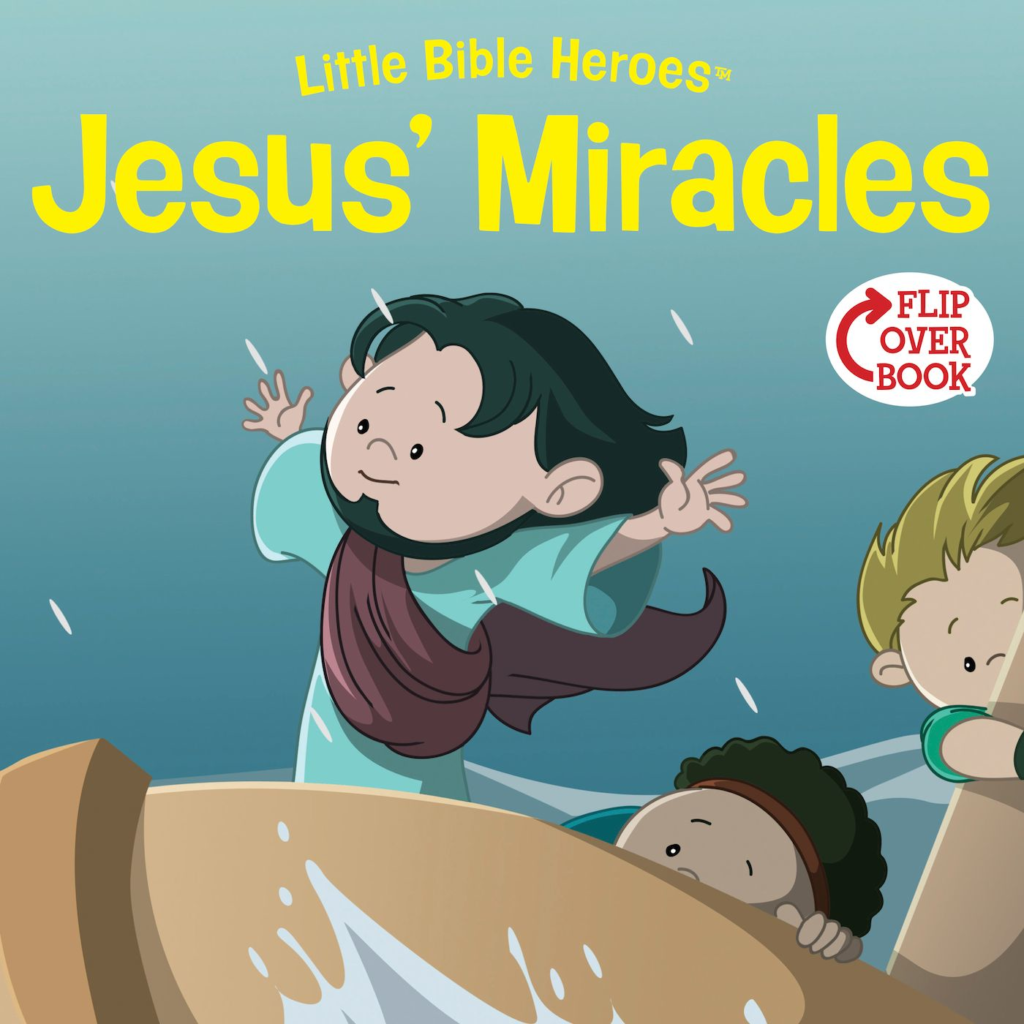 Jesus' Miracles, eBook