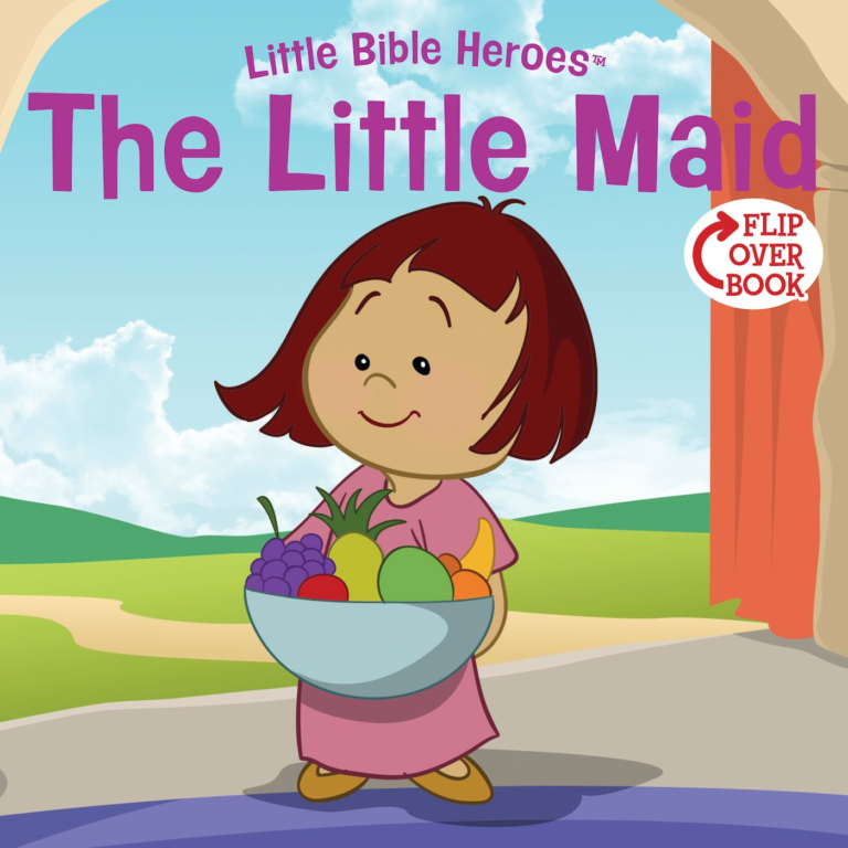 The Little Maid, eBook