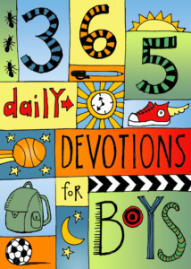365 Devotions for Boys, eBook
