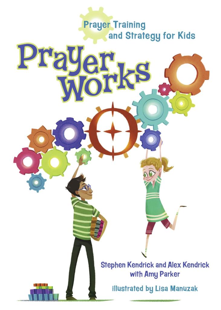 PrayerWorks, eBook
