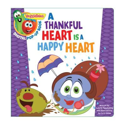 VeggieTales: A Thankful Heart Is a Happy Heart