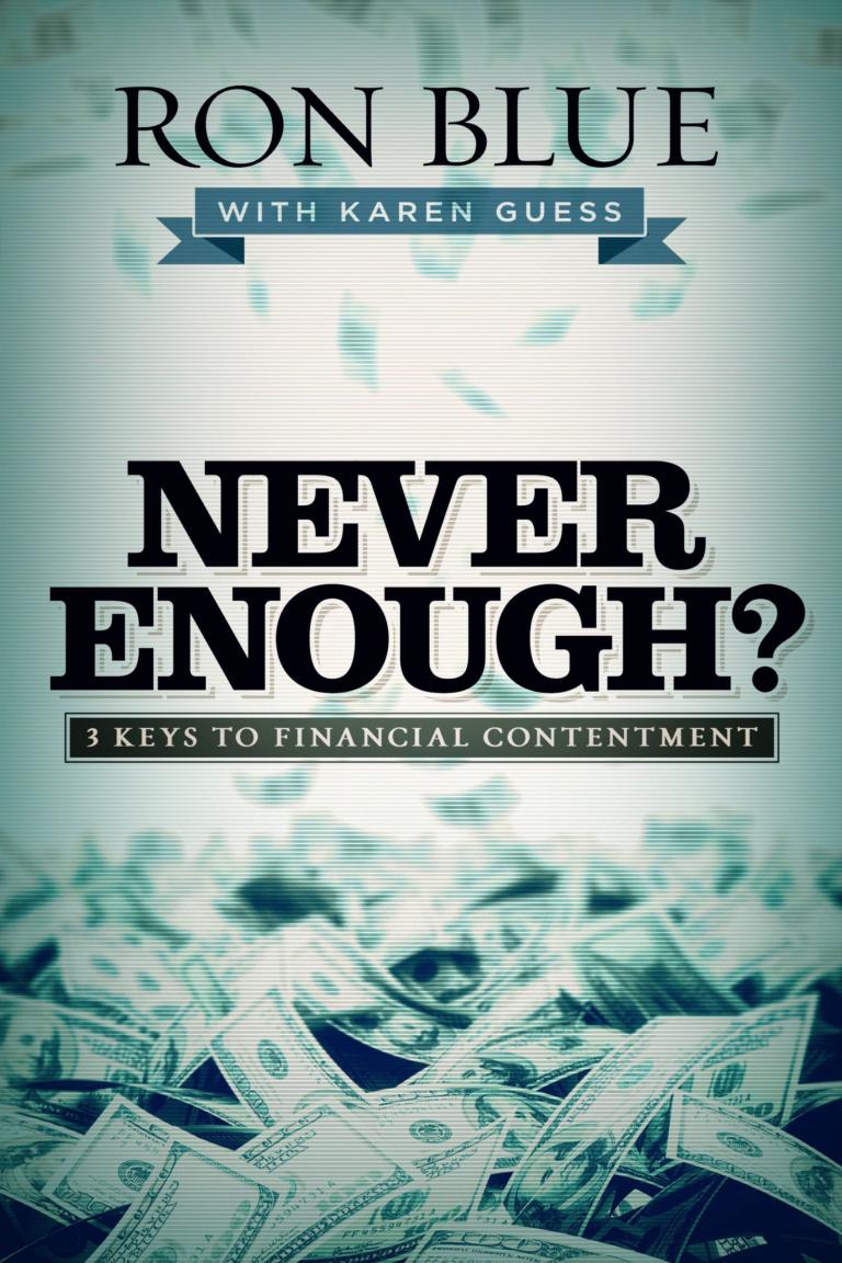 Never Enough?, eBook