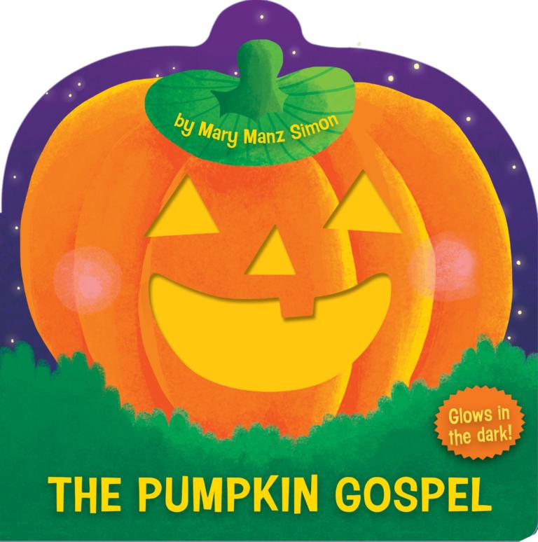 The Pumpkin Gospel (die-cut)