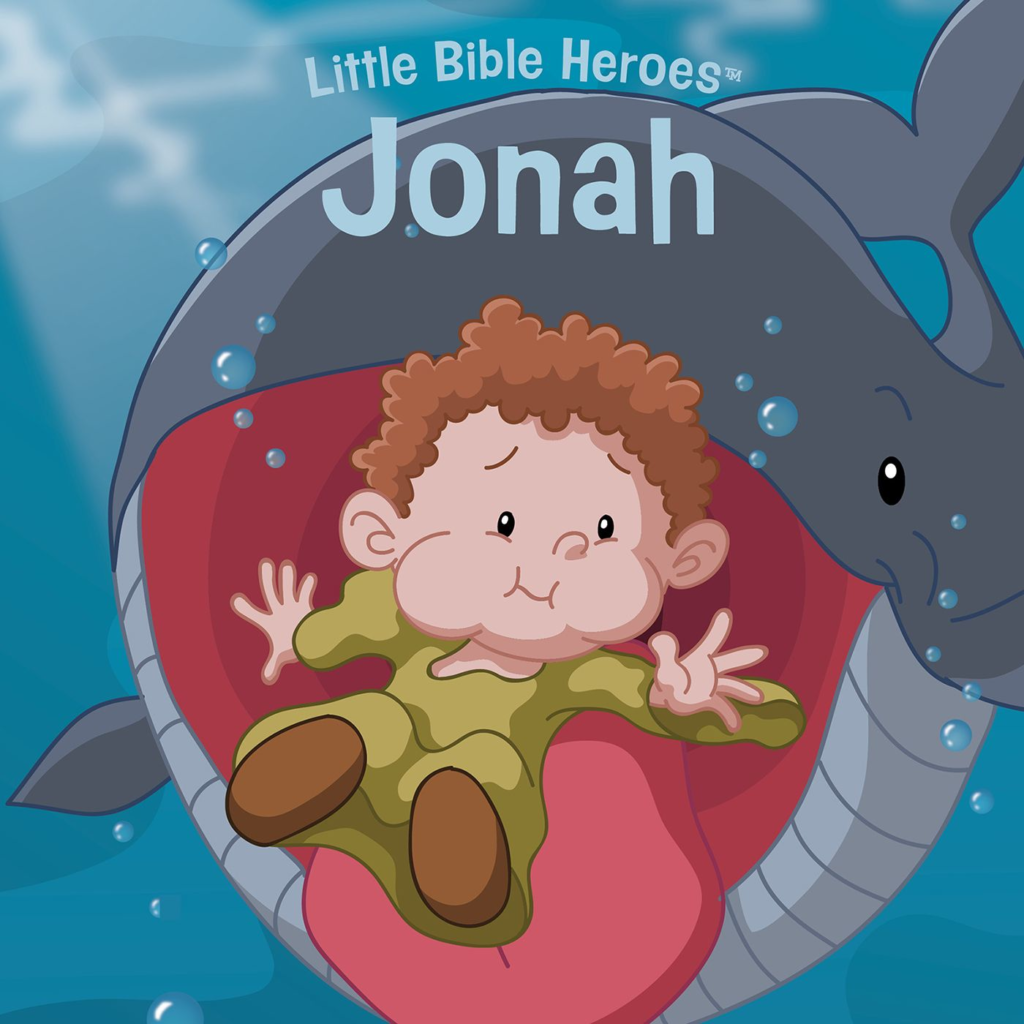 Jonah, eBook